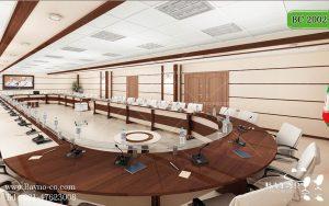 میز مدیریت مبلمان اداری بینو