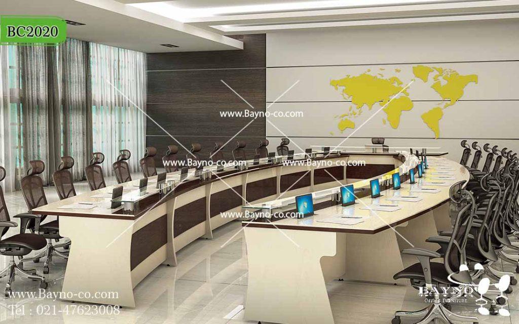 بهترین میز کنفرانس اداری