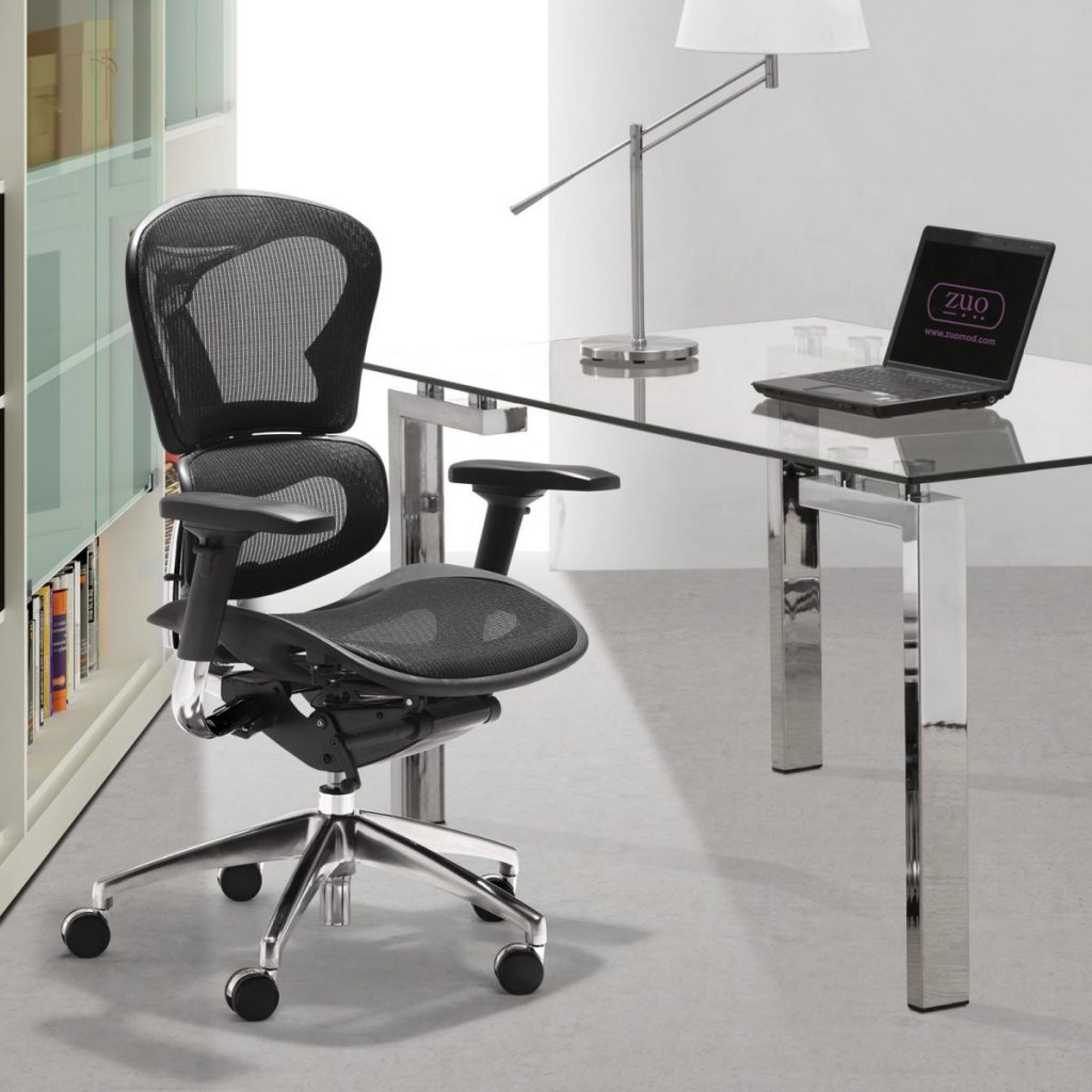 چگونه یک صندلی اداری (کار) راحت انتخاب کنیم