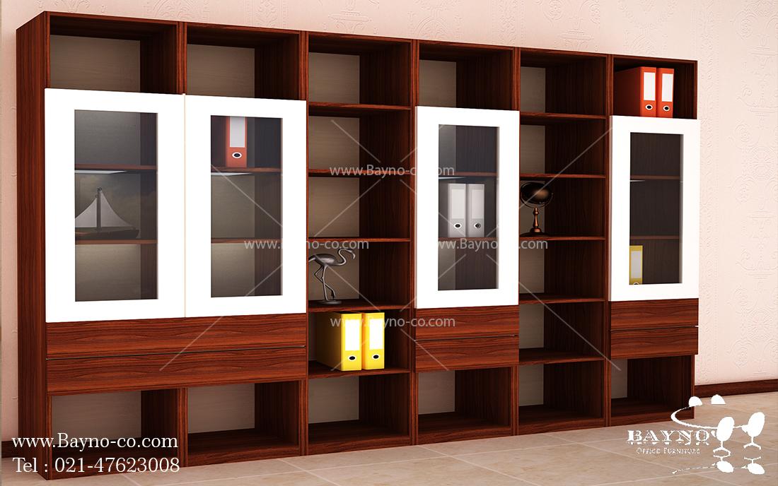 ذخیره سازی و تمیزی در طراحی فضای اداری