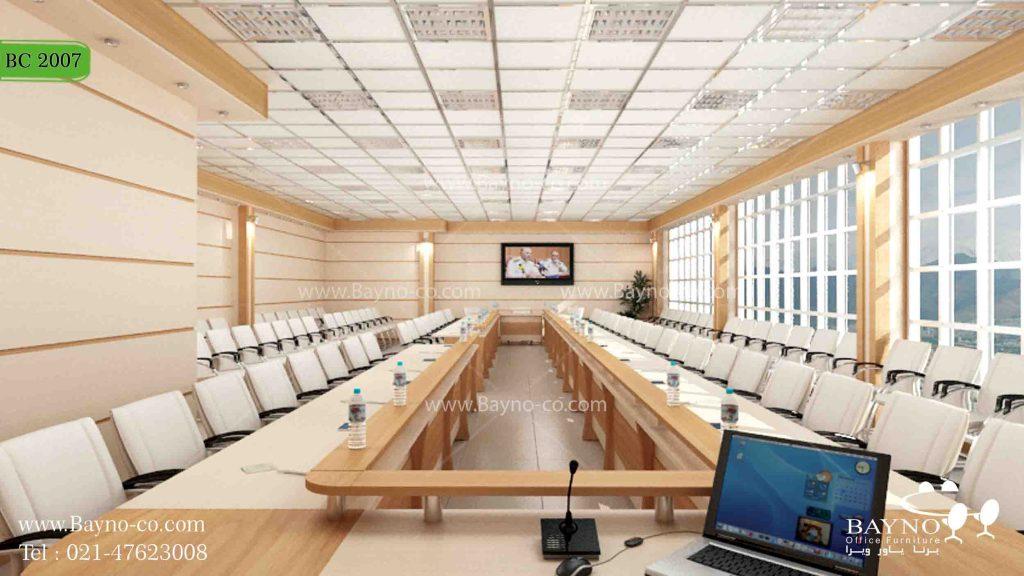 5 نکته برای ایجاد بهره وری در فضای کاری - پارت دوم-میز کنفرانس لوکس-میز کنفرانس-سالن کنفرانس-میز کنفرانس باشیشه-میز کنفرانس هایگلاس