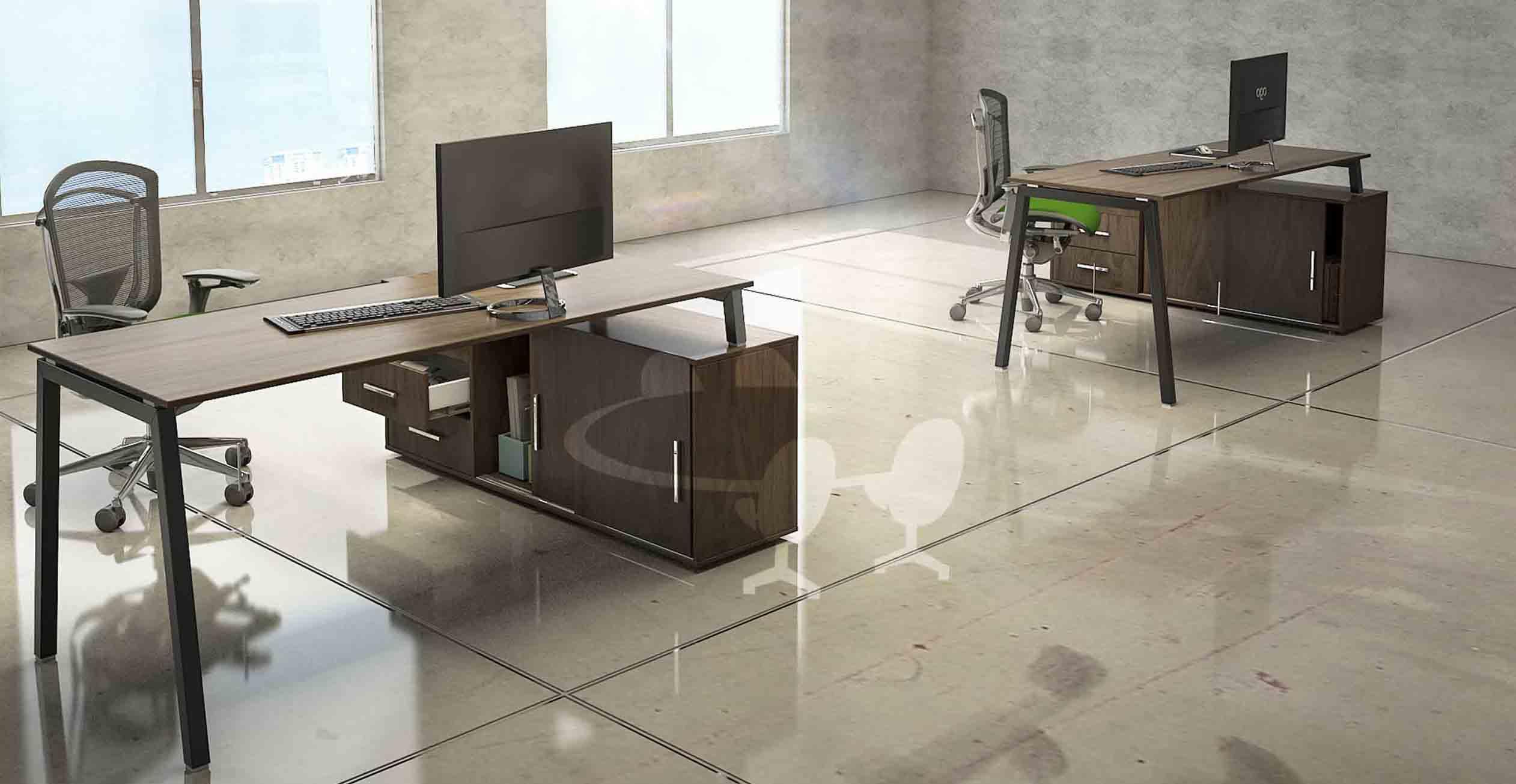 اندازه مناسب میز اداری