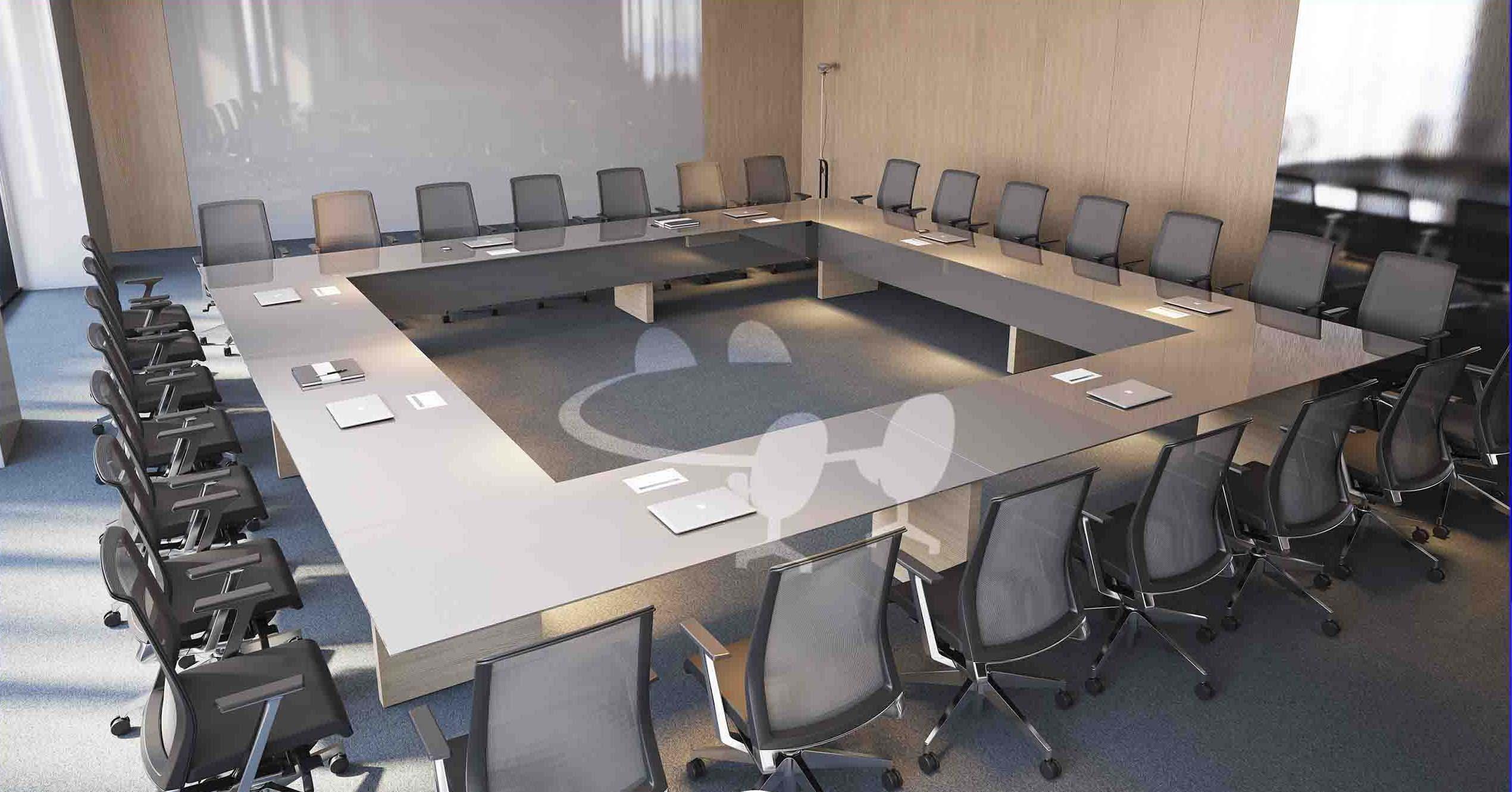 انواع میز کنفرانس کلاسیک
