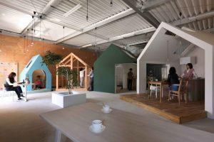فضاهای چندمنظوره در طراحی محل کار