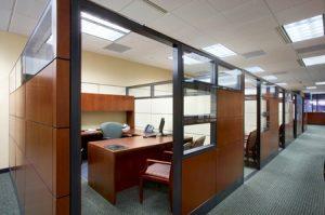 دکوراسیون محل کار خصوصی