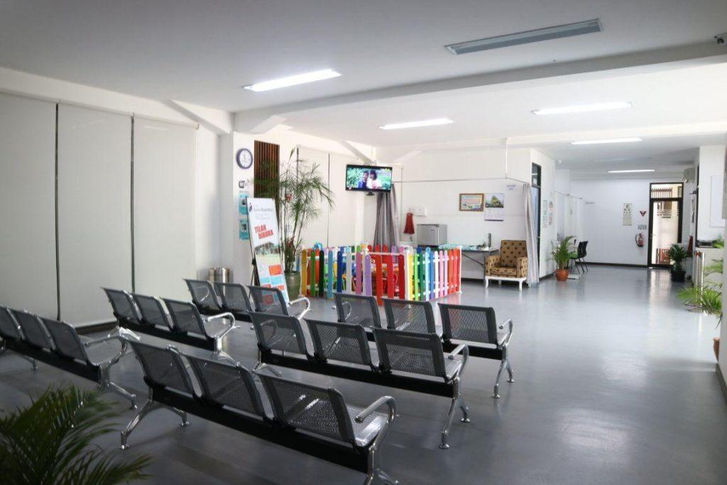 جایگاه اتاق انتظار در طراحی کلینیک